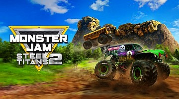 monster jam steel titans 2 logo