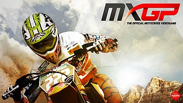 MXGP: The Official Motocross Videogame Logo