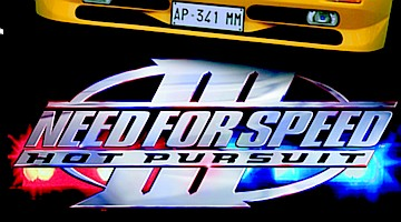Need for Speed III: Hot Pursuit logo