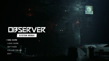 observer system redux menu
