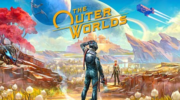 outer worlds logo