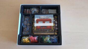 pacific rails inc box