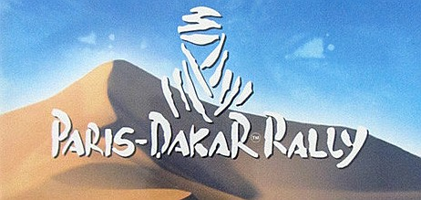 Paris Dakar Rally Logo