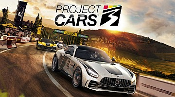 project cars 3 logo