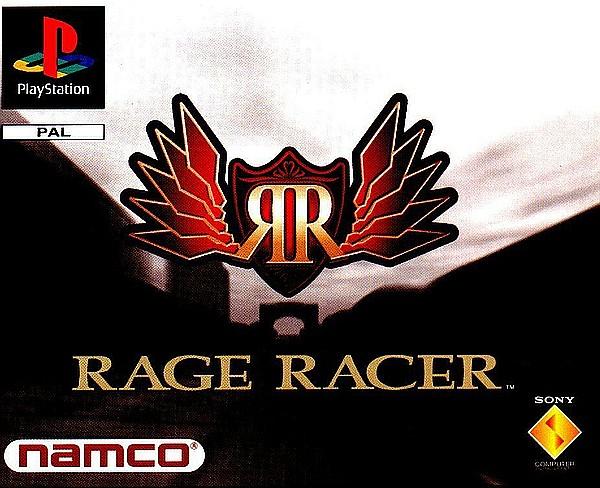 Rage Racer BoxArt