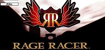 Rage Racer Logo