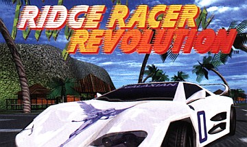 Ridge Racer Evolution Logo