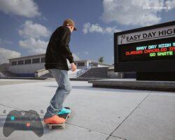 Skater XL start