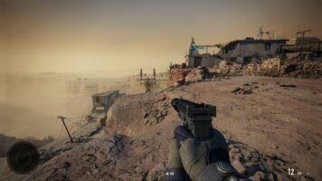 sniper ghost warrior contracts 2 pistol