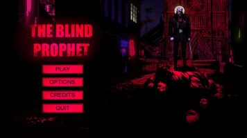 The Blind Prophet menu
