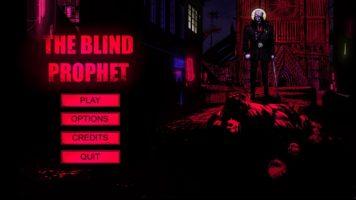 The Blind Prophet menu