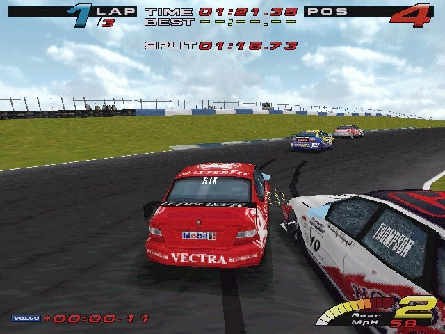 TOCA Touring Cars Championship 02