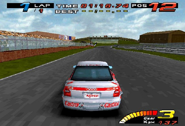 TOCA Touring Cars Championship 01