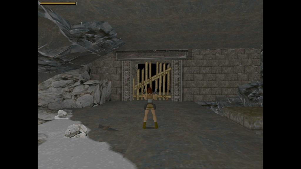 Level 1 - Caves (jeskyně)