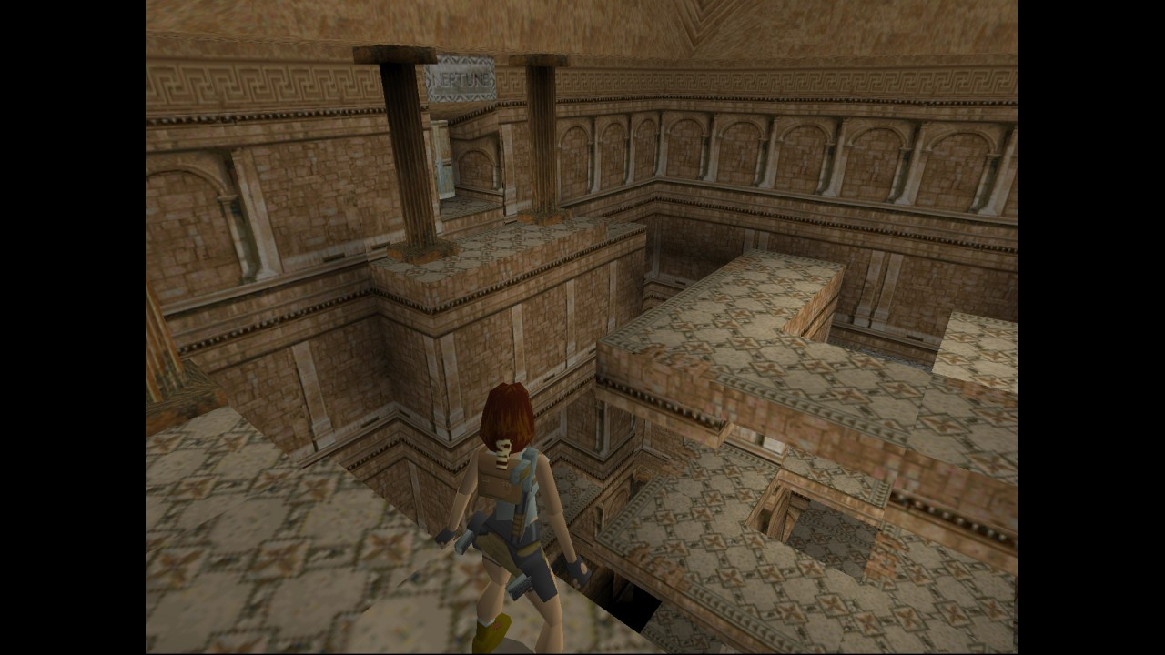 Level 7 - Palace Midas (palác Midasův)