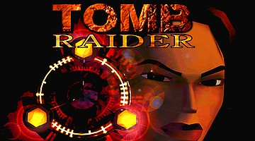 Tomb Raider 1 logo