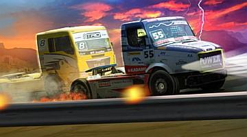 Truck Racing logo