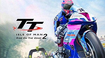 TT Isle of Man 2 Logo