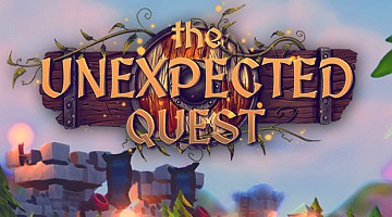 the unexpected quest logo