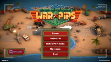 warpips menu